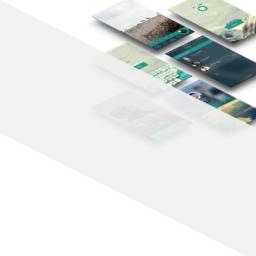 Webdesign Trends, modern