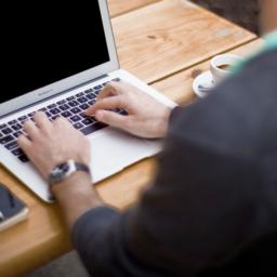 Webentwicklung, Webdesign, Büro, Notebook